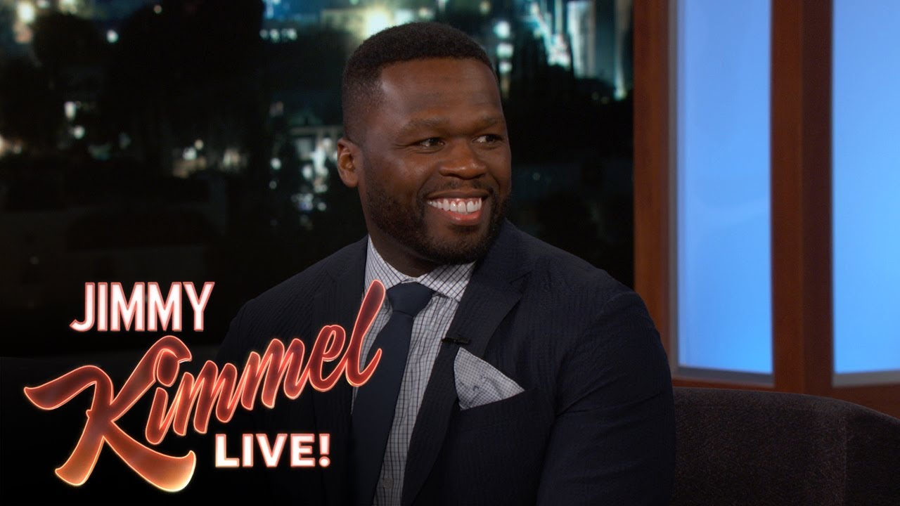 50 Cent в гостях у Джимми Киммела
