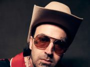 AUSTIN, TX - MARCH 10: Yelawolf of the film 'The Peanut Butter Falcon' poses for a portrait at the 2019 SXSW Film Festival Portrait Studio on March 10, 2019 in Austin, Texas. (Photo by Robby Klein/Contour by Getty Images)