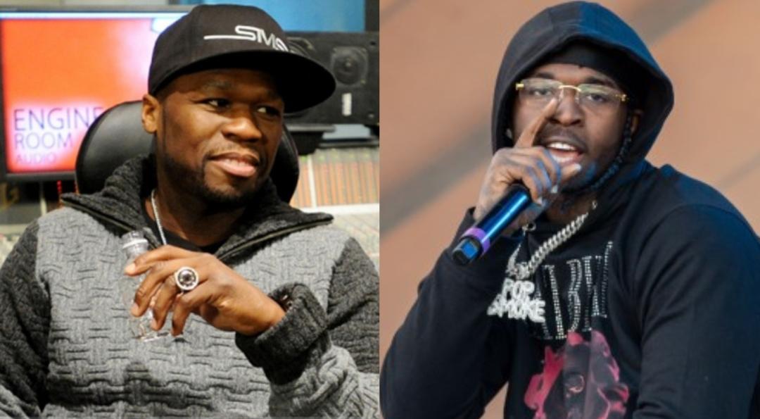 50 Cent и Pop Smoke