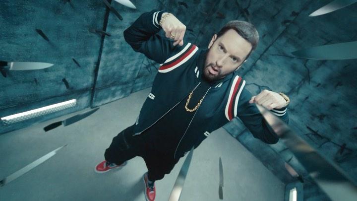 Eminem определил победителей #GodzillaChallenge: смотрите все работы