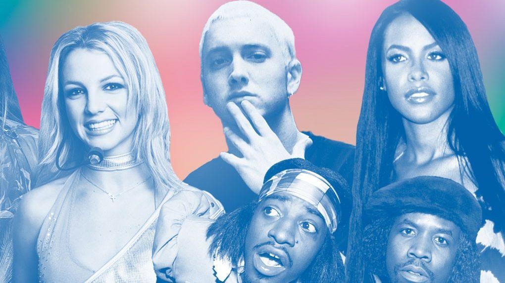 Эминем в топ-100 песен 2000 года Billboard