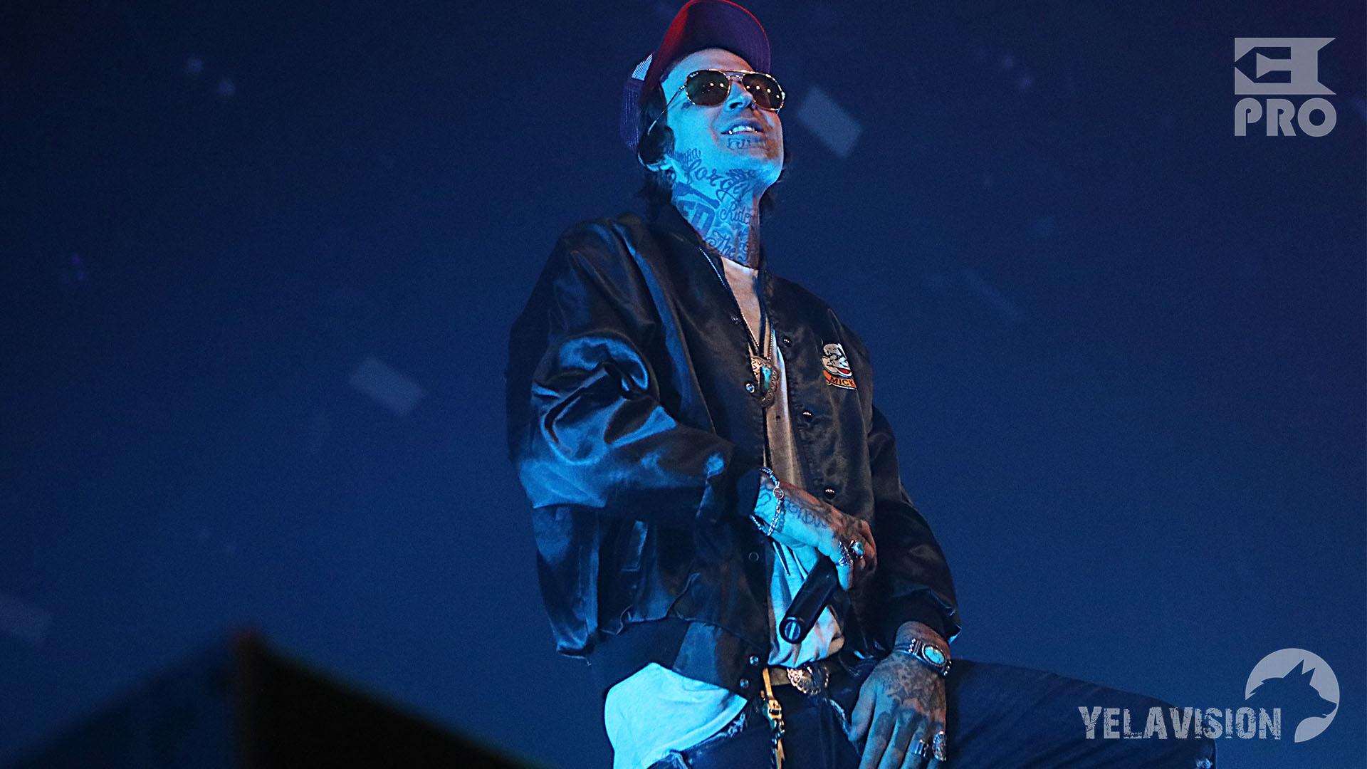 Yelawolf выступил в России: настоящий симбиоз артиста и фанатов