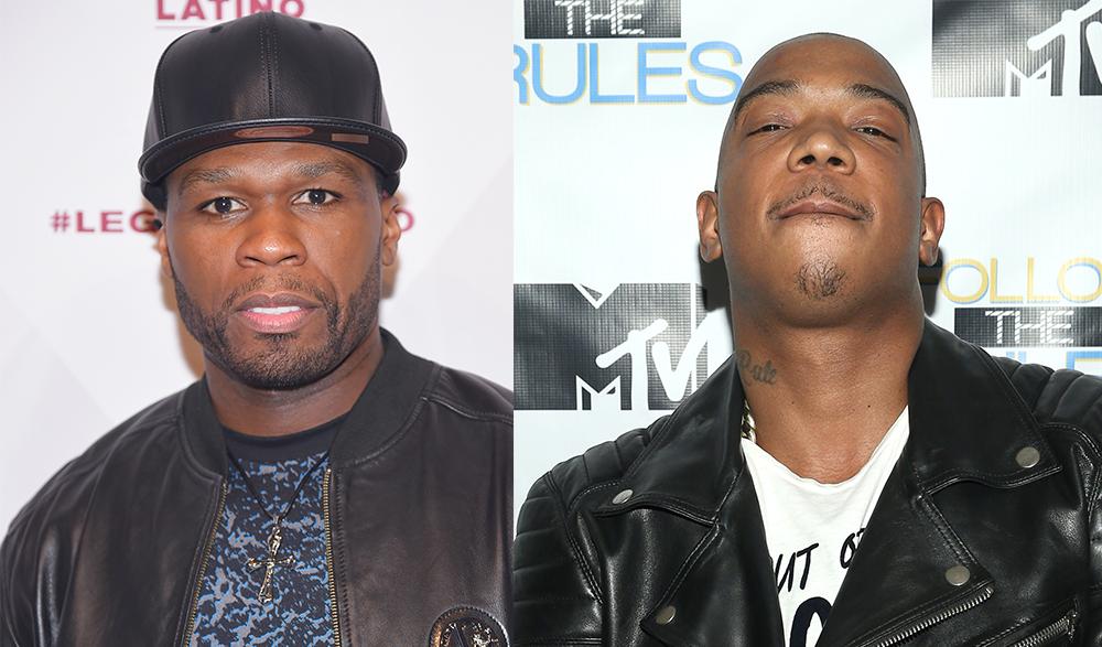 50 Cent и Ja Rule