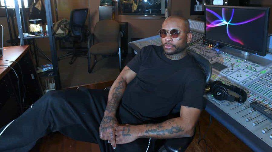 Royce на студии