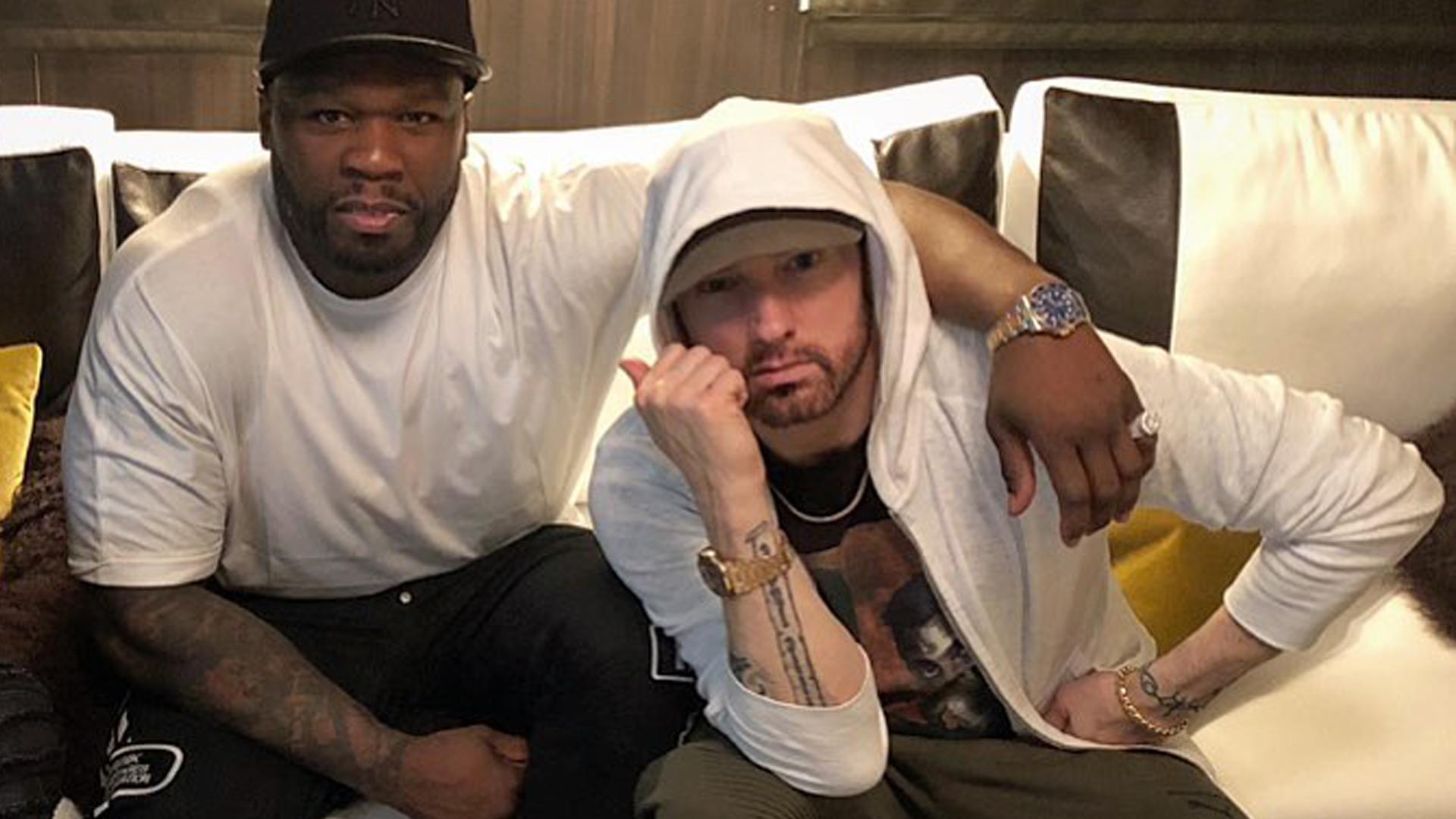 50 Cent и Эминем