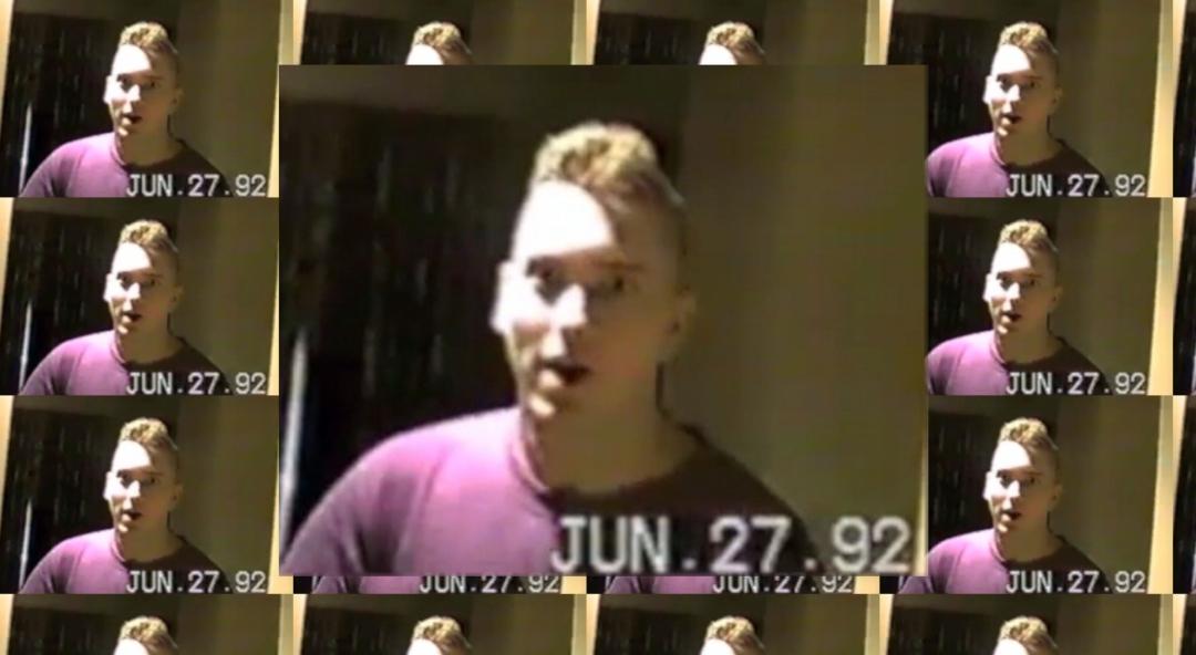 Эминем в 1992 году