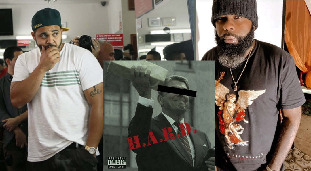Joell Ortiz и KXNG Crook выпустили