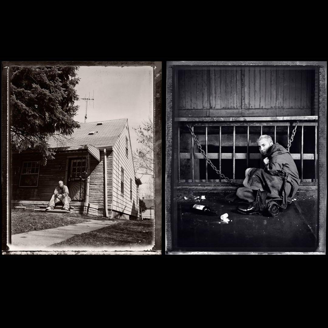 Интервью фотографа Джонатана Мэнниона о съемках для альбома Эминема «Marshall Mathers LP»