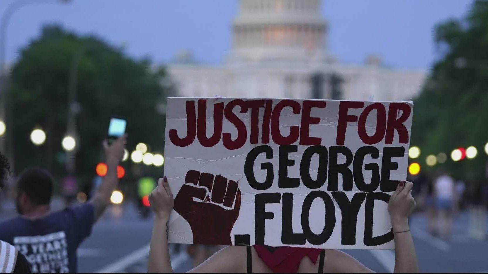 Объединенное хип-хоп сообщество требует справедливости для Джорджа Флойда