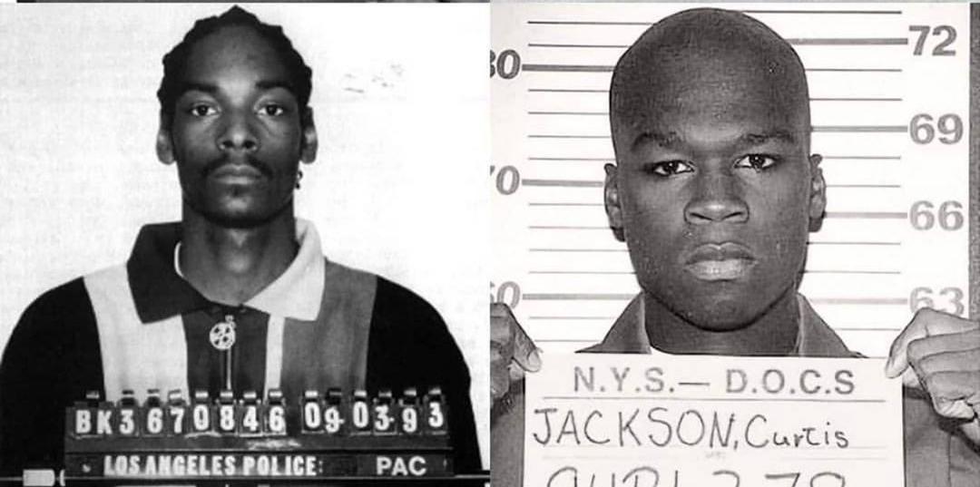 Магшоты Снуп Догга и 50 Cent