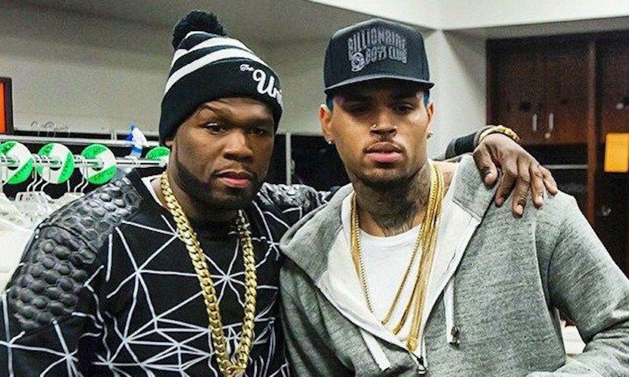 50 Cent и Крис Браун