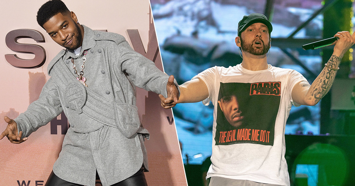 Eminem Kid Cudi