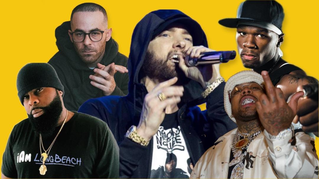 Две песни Эминема вошли в список лучших треков 2020 года по версии HipHopDX