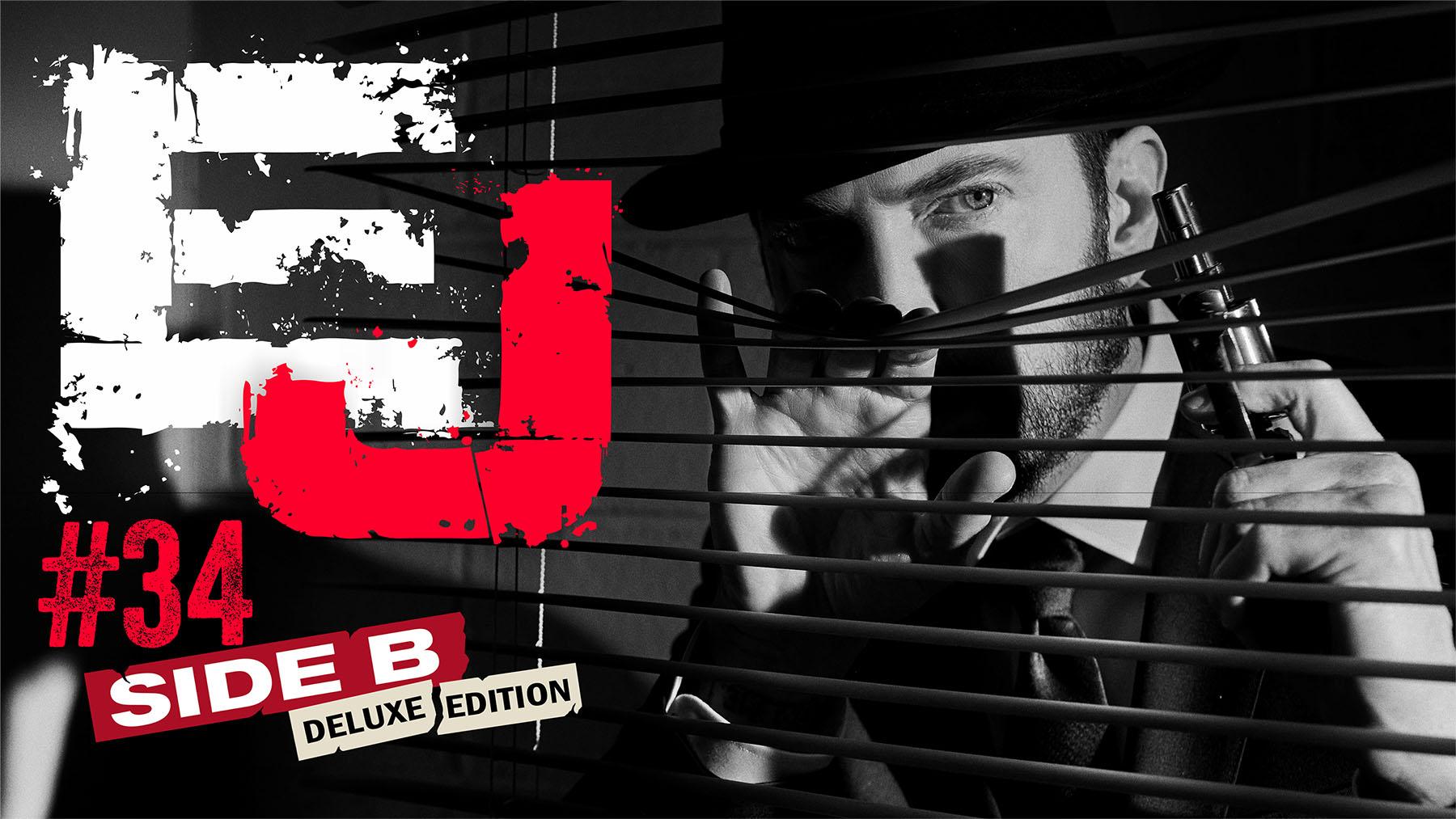 Журнал EJ #34 Side B уже доступен